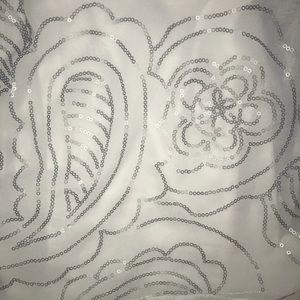 Dresses & Skirts - Beautiful White Sun Dress Like New